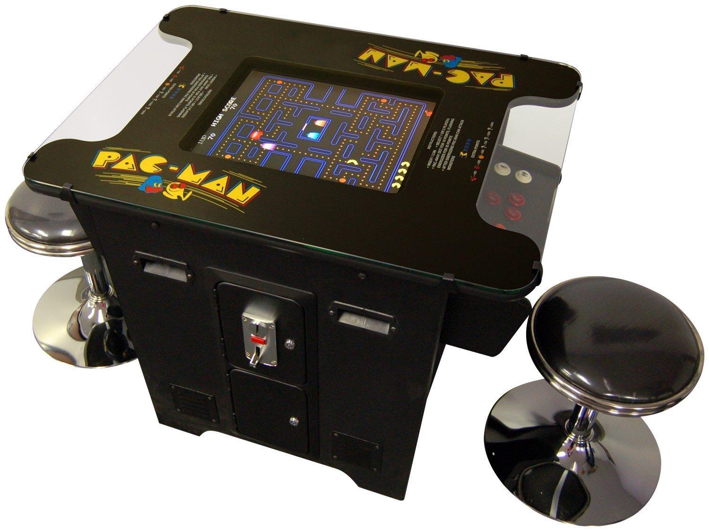 Cocktail Arcade Machine 60 In 1 Games