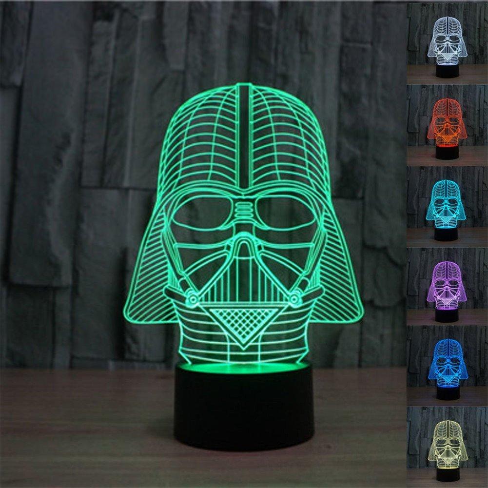 Optical Illusion LED Light