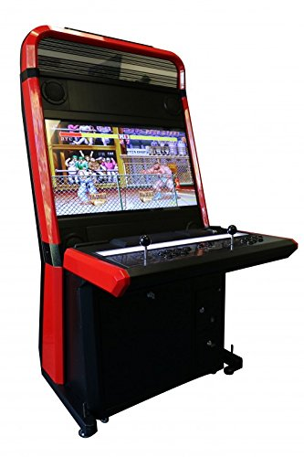 Two Player Multigame 32 Inch Viewlix Clone Arcade