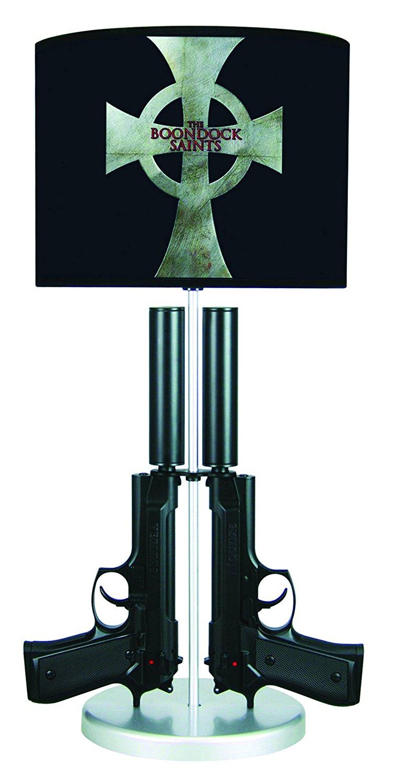 Boondock Saints Lamp