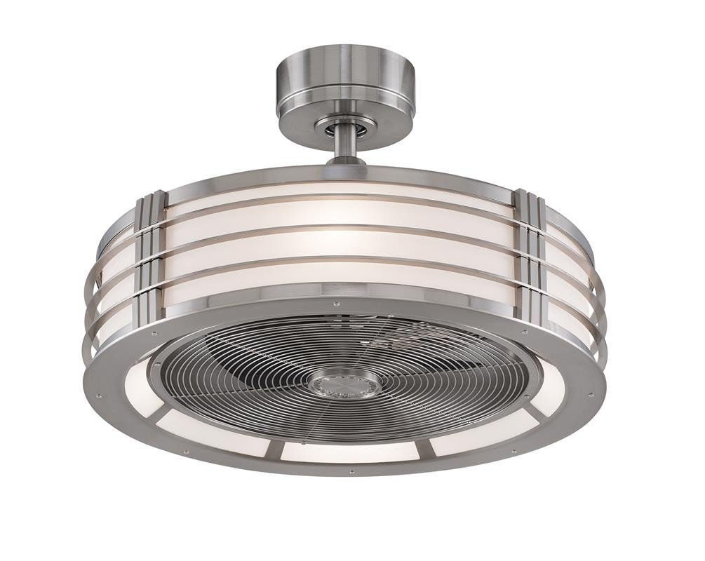 Fanimation FP7964BN Beckwith Fan with Opal Frosted Shade