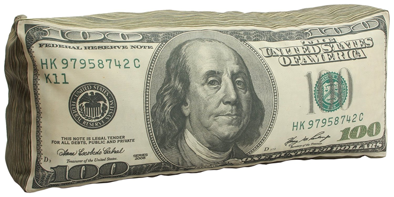 Money Beanbag
