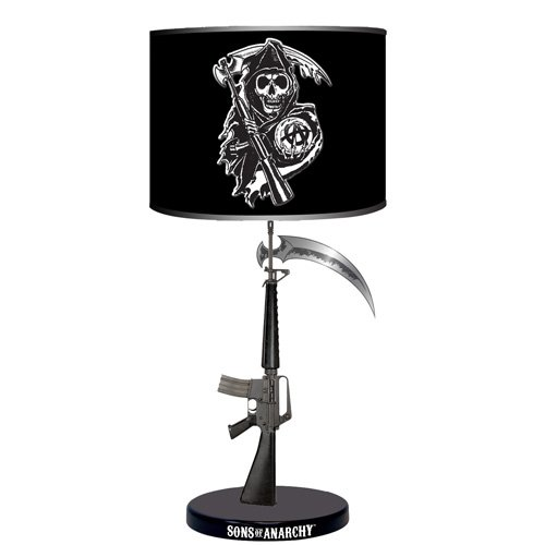 Sons of Anarchy lamp