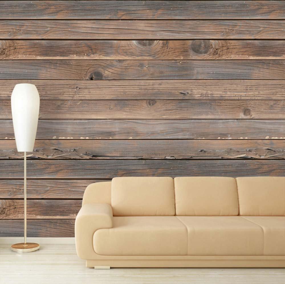 Wall26 Large Wall Mural - Seamless Wood Pattern
